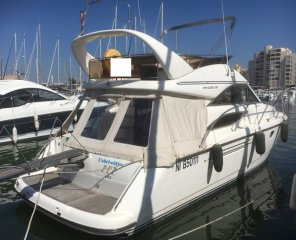 achat  Marine Project Princess 38 Fly PASSAGERS DU VENT