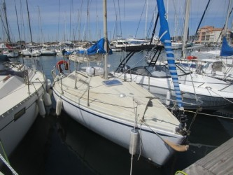 achat voilier Yachting France Jouet 24