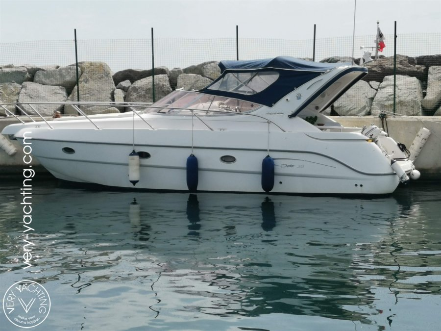 annonce bateau Sessa Marine Oyster 30