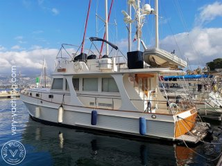 bateau occasion Grand Banks Grand Banks 46 Europa VERY YACHTING