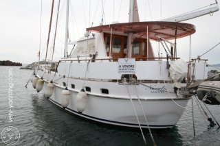 achat bateau Kempers Cutter 60 VERY YACHTING