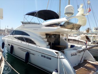Princess Princess 57 Fly � vendre - Photo 3