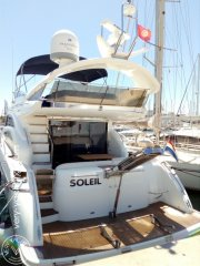 Princess Princess 57 Fly � vendre - Photo 4