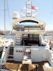 Princess Princess 57 Fly � vendre - Photo 5
