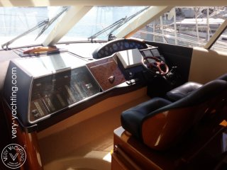 Princess Princess 57 Fly � vendre - Photo 8