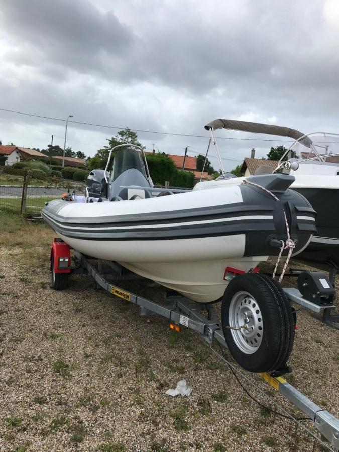3D Tender Lux 550 occasion