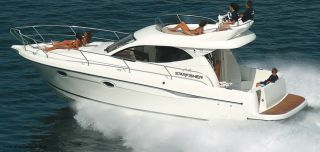 ST Boats 34 Cruiser Fly Occasion