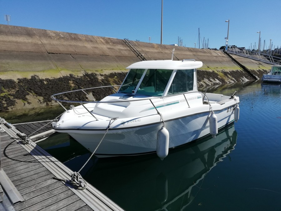 Jeanneau Merry Fisher 635 occasion