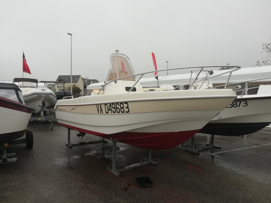 Pro Marine Belone 550 Pack Confort used