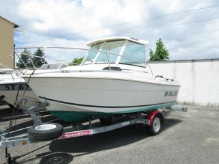Jeanneau Merry Fisher 530 T Occasion