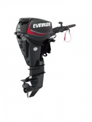 Evinrude E-TEC E25 � vendre - Photo 5