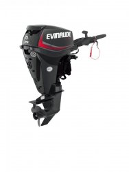 Evinrude E-TEC E25 � vendre - Photo 4