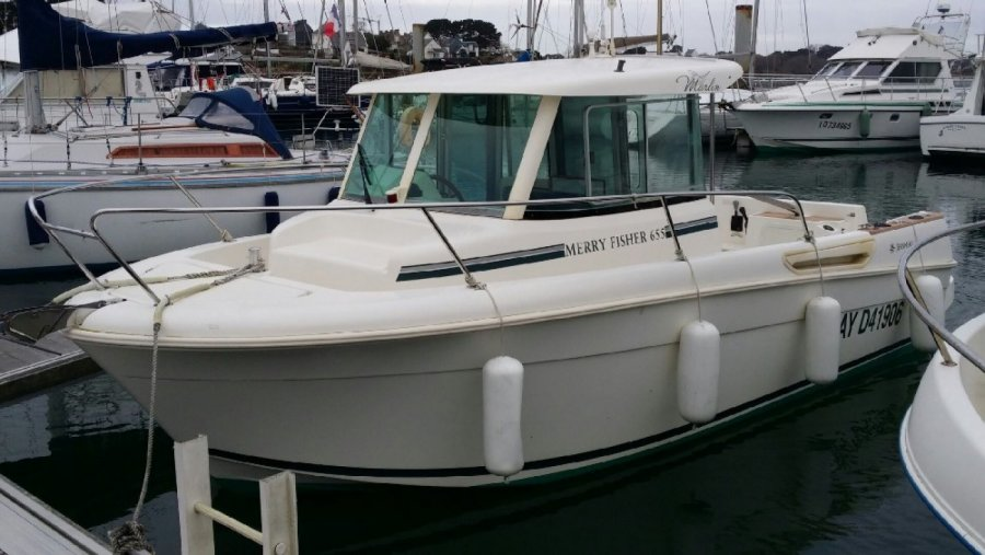 Jeanneau Merry Fisher 655 Marlin à vendre par