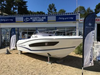 Jeanneau Cap Camarat 7.5 WA Serie 2 � vendre - Photo 3