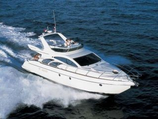 Azimut 50 Fly tweedehands