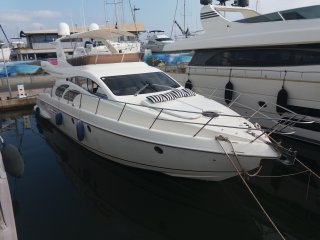Azimut 50 Fly used