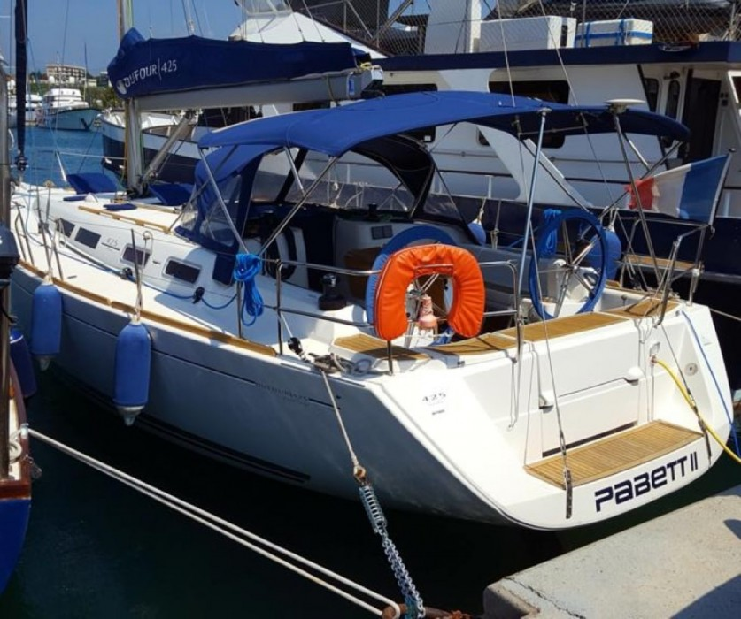 Dufour 425 Grand Large usato