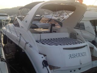 Fairline Targa 40 used