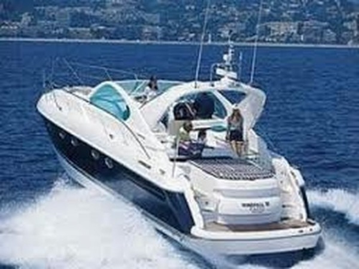Fairline 40 tweedehands