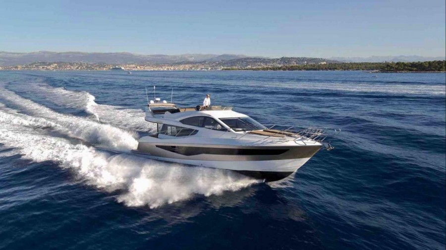 Galeon 550 Fly tweedehands