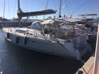 bateau occasion Beneteau Oceanis 50 BJ YACHTING