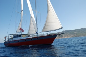 achat voilier   BJ YACHTING
