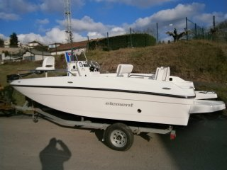 Bayliner Element CC5 à vendre - Photo 1