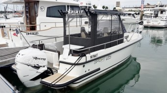 bateau occasion Nord Star Sport 25 T-Top SNIP YACHTING