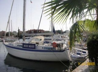 achat  Marine Project Moody 40 KALIBOAT