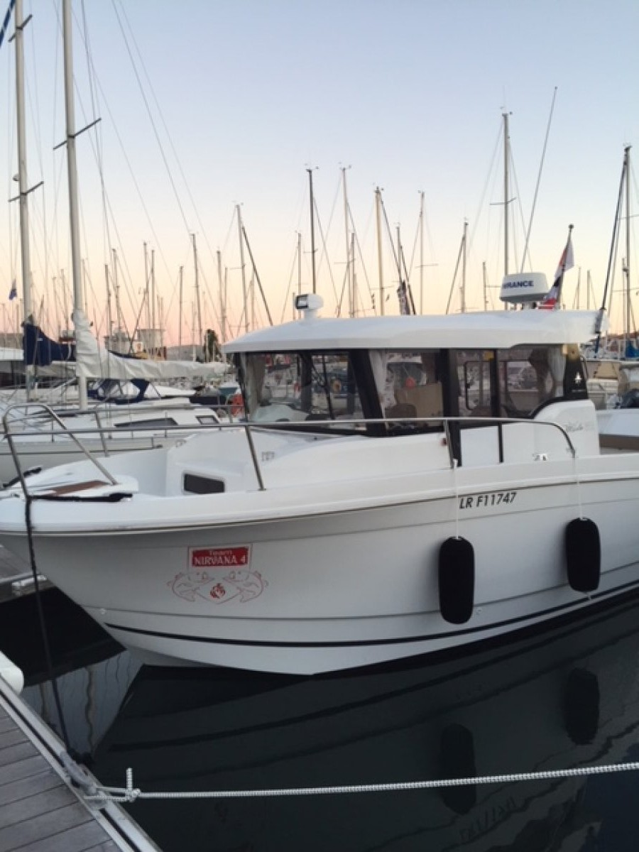 Jeanneau Merry Fisher 855 Marlin occasion