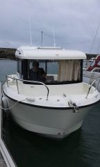 Quicksilver Captur 605 Pilothouse Occasion