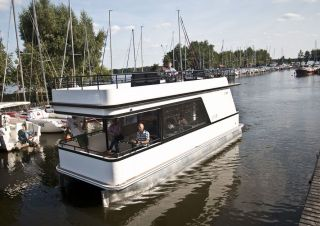 House Boat Cub Office 1/4 Pers.