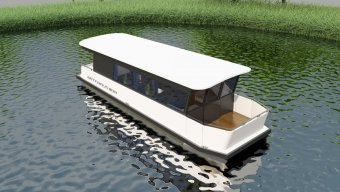 achat bateau Navette Taxi 1100 (12 Personnes) OCTOPUSSS