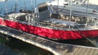 achat bateau   OCTOPUSSS