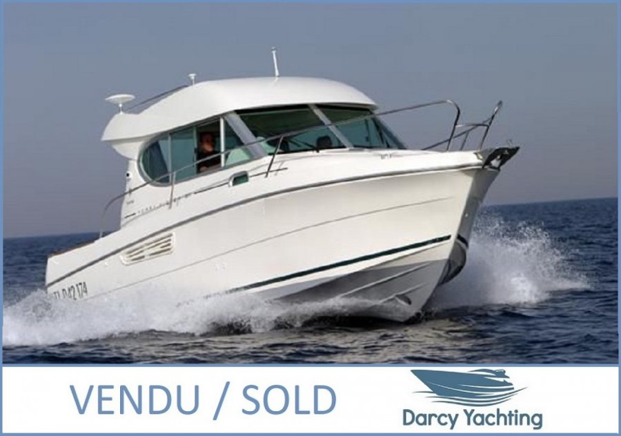 Jeanneau Merry Fisher 750 occasion