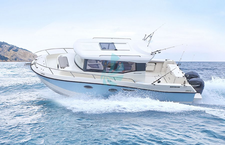 Quicksilver 905 Pilothouse occasion