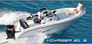 Ranieri Voyager 21 S Occasion