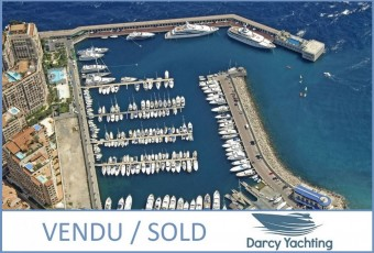 BERTH FOR SALE IN CAP D'AIL - 8.50 x 3.00m