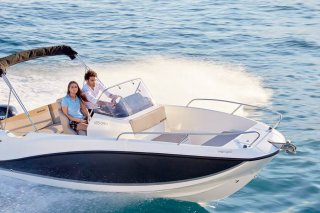 Quicksilver Activ 605 Open nuovo