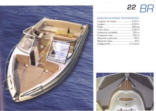 Selection Boats 22 BR