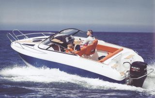 Selection Boats Cruiser 22