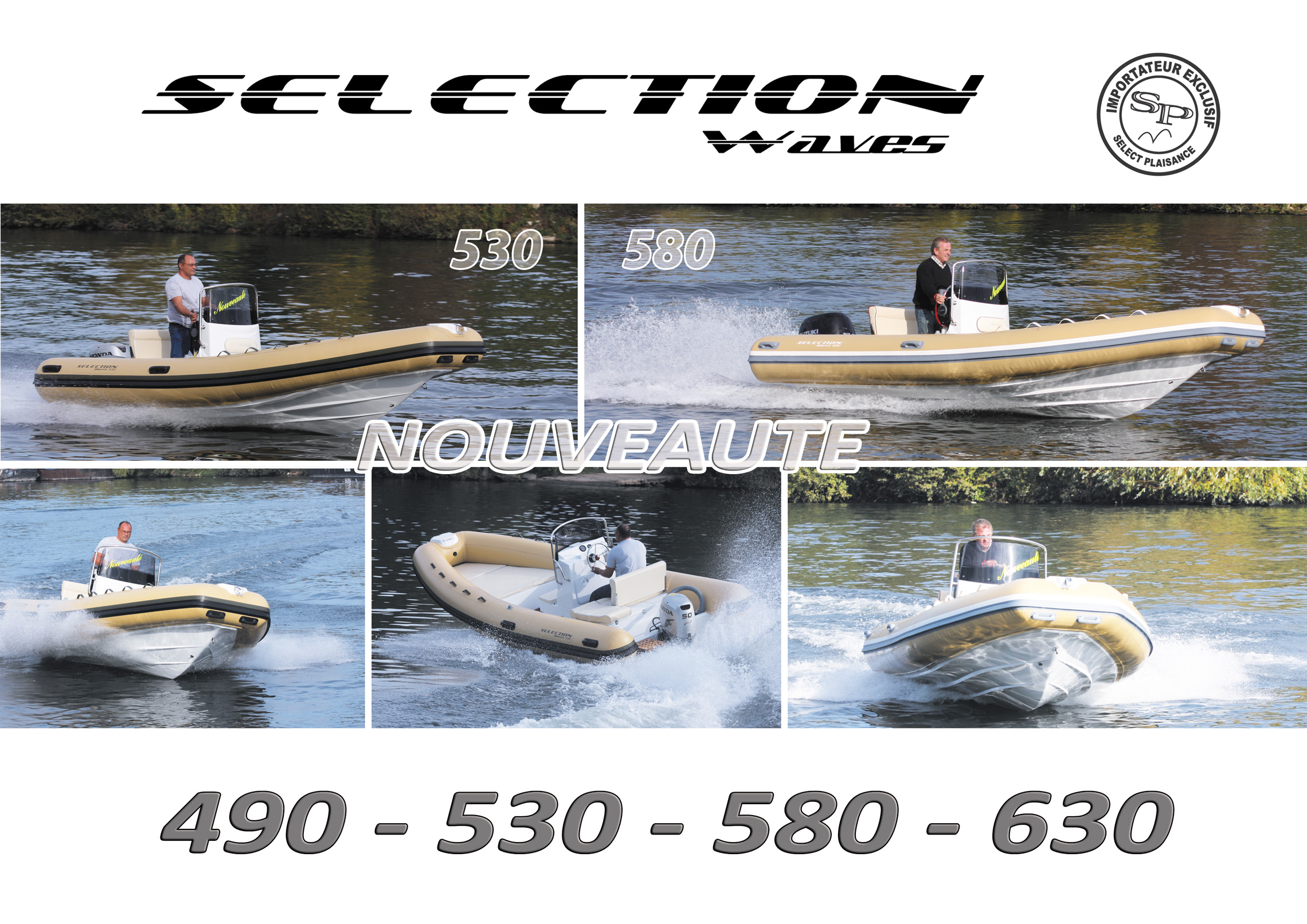 Selection Waves 630