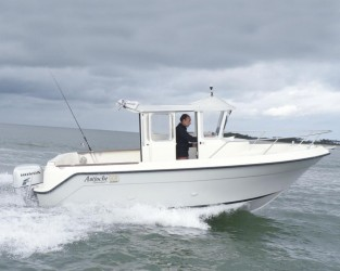 Guymarine Antioche 600 Chalutier � vendre - Photo 2