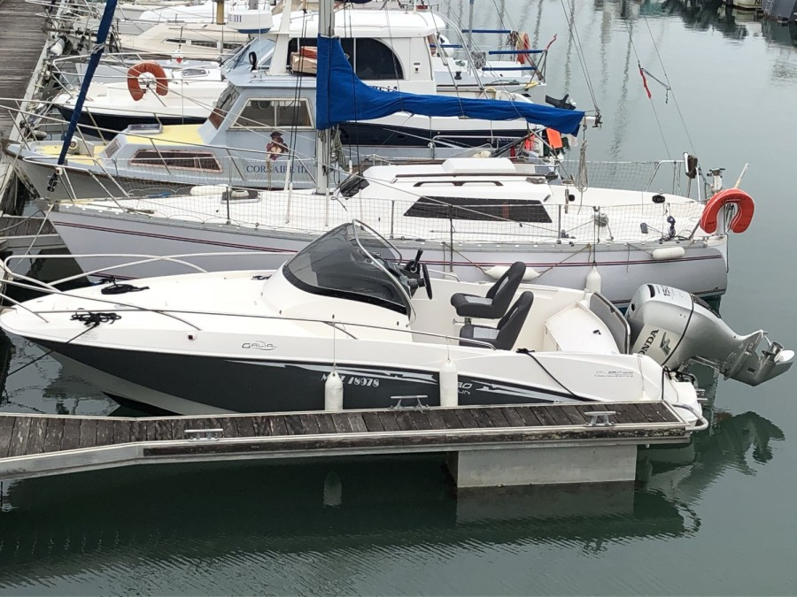 Galia 630 Sun Deck tweedehands
