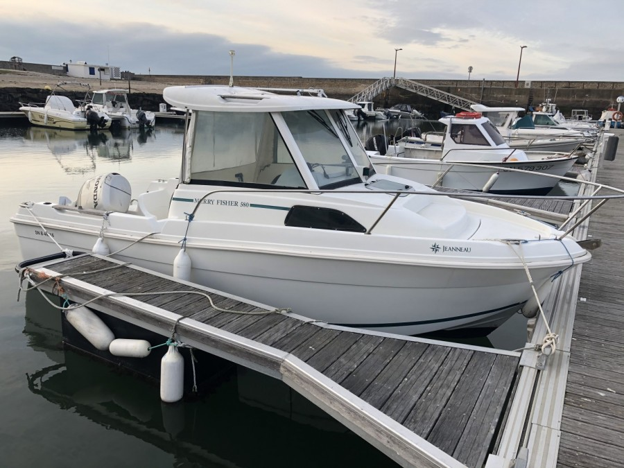 Jeanneau Merry Fisher 580 usato