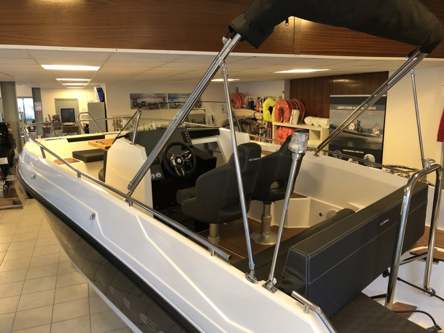 Selection Boats Aston 640 Sc new