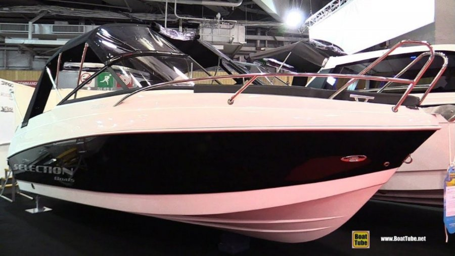Selection Boats Cruiser 22 Excellence new