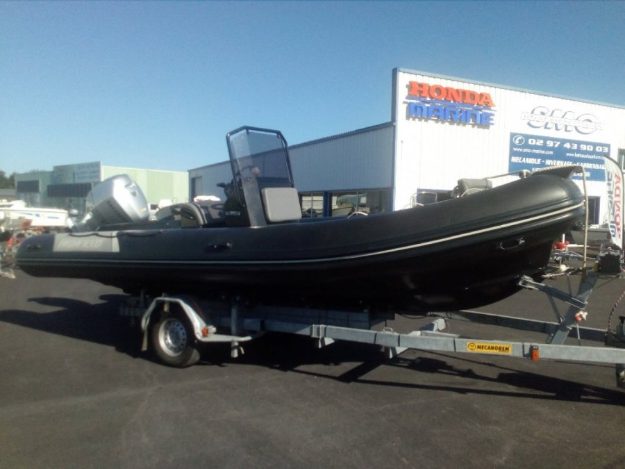 annonce bateau Highfield OM 640