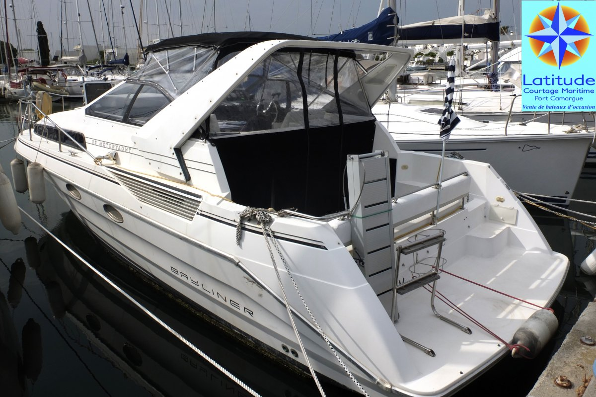 Bayliner 3555 Motoryacht used