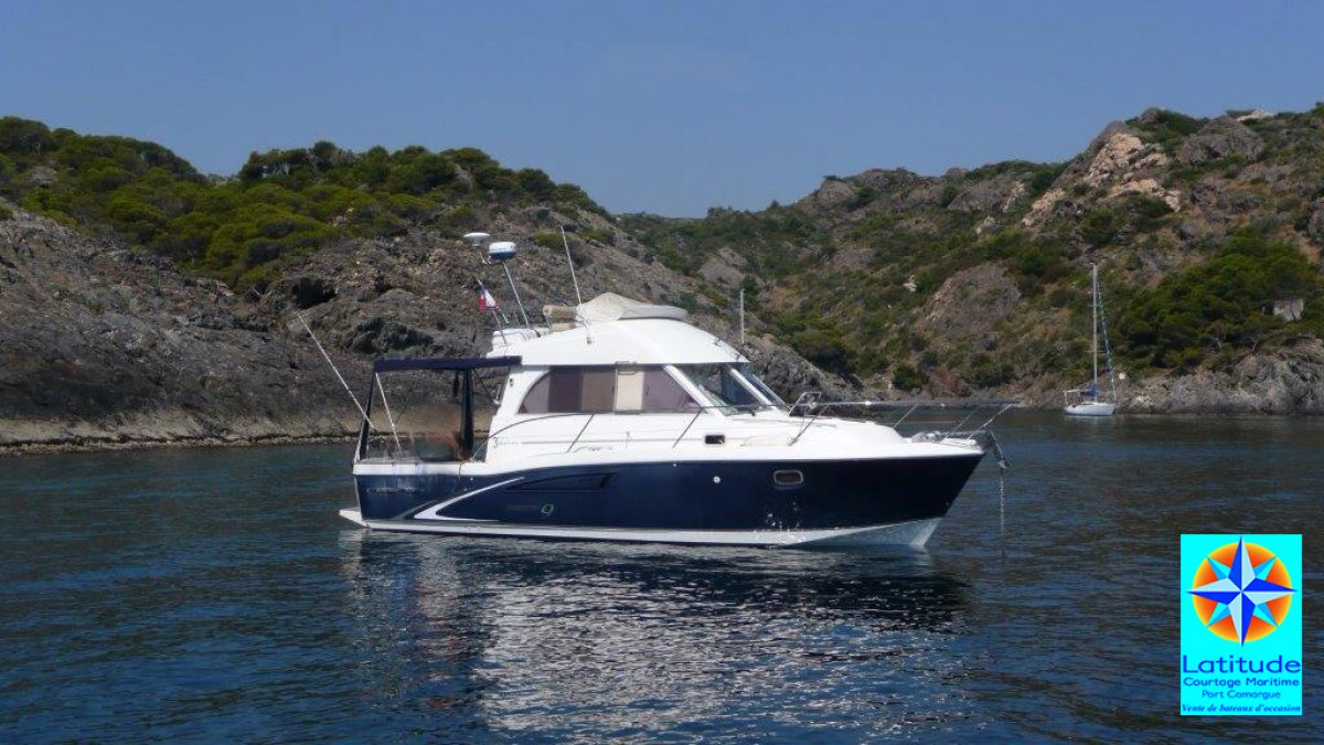 Beneteau Antares Serie 9 Anniversary Occasion